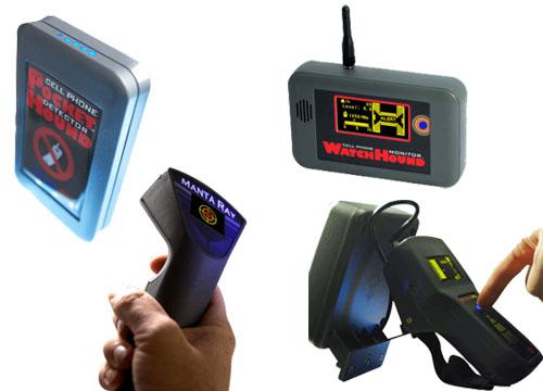 G8LMW - Wireless Systems Integration - Mobile Phone Detection - Berkeley Varitronics