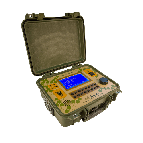 Dragon Dual-Band Transmitter - 4G Analysis and Drive Studies - G8LMW Consulting