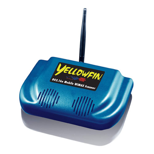 YellowFin™ OEM WiMAX Developer Kit - G8LMW Consulting