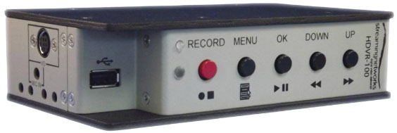 iRecord® Covert - network enabled hydrid digital video recorder, player and streamer - G8LMW Consulting