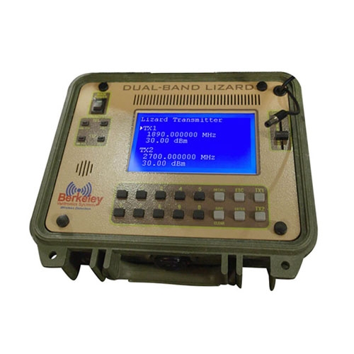 Lizard Dual-Band Transmitter - 4G Analysis and Drive Studies - G8LMW Consulting