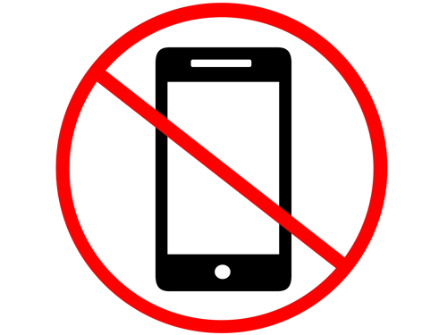 Mobile Phone Detection - No Mobile Phone Policy - G8LMW Consulting