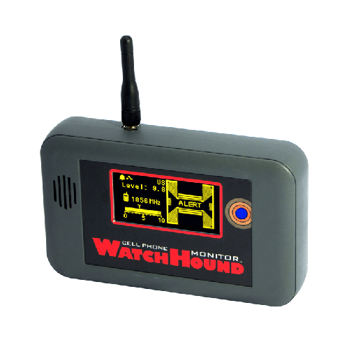 Watchhound - Mobile Phone Detector - G8LMW Consulting