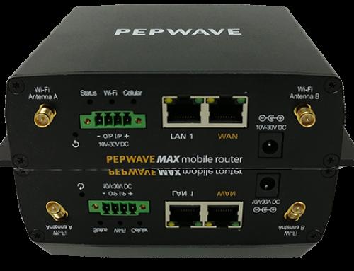 Pepwave MAX firmware testing.