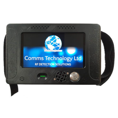Comms-Tek Hunter Handheld Mobile Phone Detector - G8 LMW Consulting
