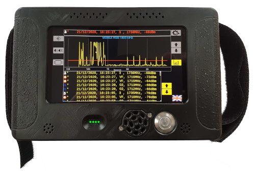 Comms-Tek Hunter - Mobile Phone Detector 4